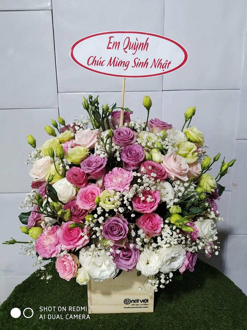 Điện hoa Nét Việt IRI Vũng Tàu