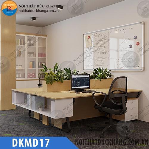 Cụm bàn làm việc 4 chỗ DKMD17