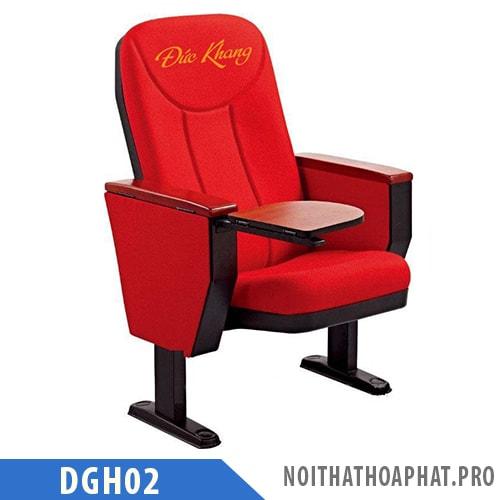 Ghế hội trường DGH02