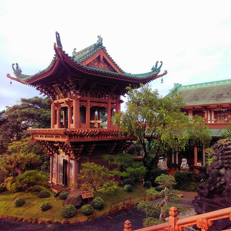 Chùa Minh Thanh là 1 địa điểm không thể bỏ qua khi đến Gia Lai