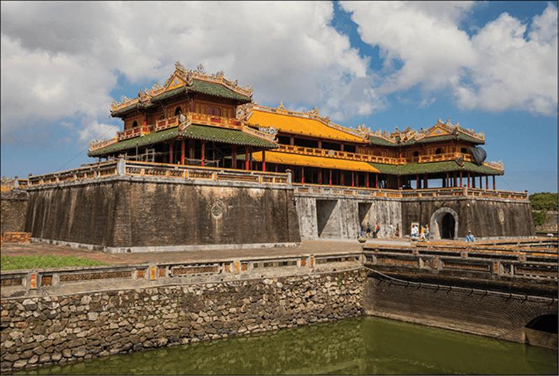 Nét đẹp cổ kính tại cố đô Huế