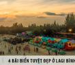 Kinh Nghiệm Du Lịch 4 Bãi Biển Tuyệt Đẹp Ở Lagi Bình Thuận