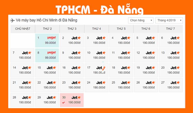 Cách săn vé chỉ 99K đi Đà Nẵng không thể bỏ qua
